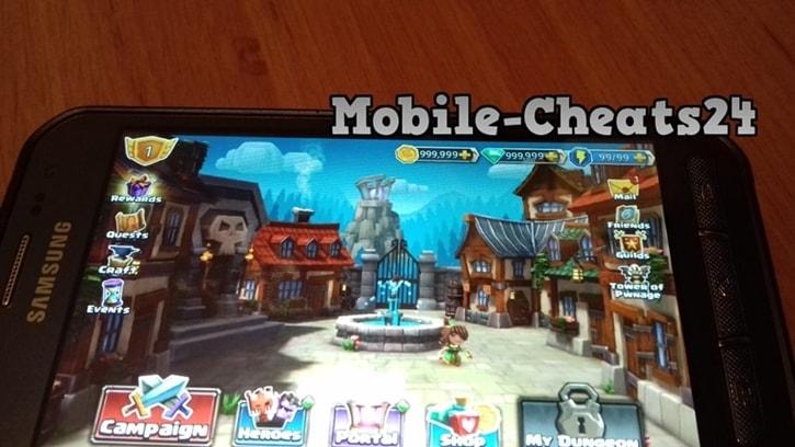 Dungeon Boss Cheat